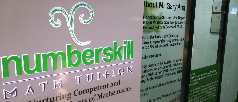 A new home for numberskill Math Tuition!